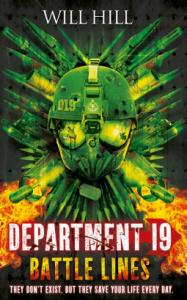 Department 19 Battle Lines